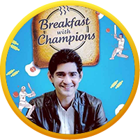 Gaurav Kapur - Breakfast With Champions